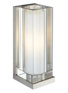 Tech Lighting 700WSJDNCC, WS-JAYDEN WALL CLEAR CH