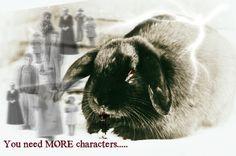 Brave New Publishing & Attack of the Feral Plot Bunnies | Kristen Lamb's Blog