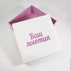 Купить Коробки от 3 штук под Ваш логотип - коробочки, шмуки, упаковка, комбинированный