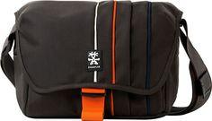 Crumpler Jackpack 4000 DSLR Camera Bag JP4000-005 grey black / orange New #Crumpler