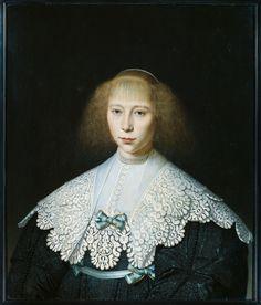 Dirck Dircksz van Santvoort (1610–1680)Agatha Geelvinck (1617-1638)