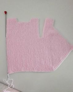 Knit Vest, Baby Knitting Patterns, Crochet Top, Diy And Crafts, Sweaters, Women, Charts, Fashion, Knit Baby Sweaters
