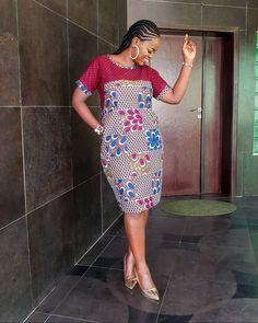 Ankara Short Gown Styles, Short African Dresses, African Print Dresses, Ankara Gowns, Short Gowns, African Fashion Ankara, Latest African Fashion Dresses, African Print Fashion, African Shirt Dress
