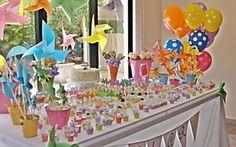 45 enfeites de mesa para aniversário infantil - Filhos - iG