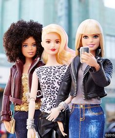 Barbie is finally getting the makeover she deserves