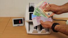 Cashtech 8900 money counter