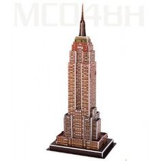 Furniture, Fashion, Health and Beauty, Electronics and Cardboard Model, Gifted Education, Art Projects, Project Ideas, Paper Models, Model Building, Empire State Building, Health And Beauty, Street Art