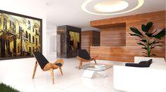 Lobby Edificio Miramar II Conference Room, Table, Furniture, Home Decor, Buildings, Architecture, Decoration Home, Room Decor, Tables
