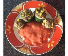 Zucchini gefüllt by PThermo on www.rezeptwelt.de