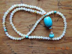 108 Mala beads/  Protective and Healing Mala- Buddhist Prayer Beads