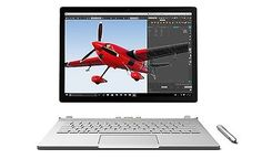 "Microsoft Surface Book 13.5"" i5-6300U 128GB 2.4GHz 8GB Win10 Laptop/Tablet PC"