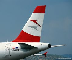 Austrian Airlines  by gmathio, via Flickr