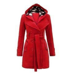 Envy Boutique Damen Jacke Fell Kapuze Parka Militär Mantel Fleece mit Gürtel Übergröße 36 - 50 - 40, Rot Envy Boutique http://www.amazon.de/dp/B00DZSC9SA/ref=cm_sw_r_pi_dp_PdrZwb02W3X5P