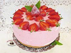 Truskawkowo waniliowa zebra Panna Cotta, Birthday Cake, Cooking Recipes, Ethnic Recipes, Dulce De Leche, Birthday Cakes, Chef Recipes, Cake Birthday