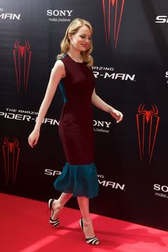 Emma Stone in Roksanda Ilincic