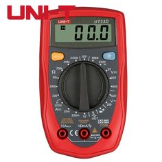 33.20$  Watch now - http://alic38.shopchina.info/go.php?t=32787494263 - UNIT UT33X Palm Size Digitial Multitesters  AC/DC Voltage Current Resistance Diode Test Electrical Automatic Megohmmeter Tools  33.20$ #shopstyle
