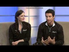 Tessa Virtue and Scott Moir - CTV Ottawa Morning Live - YouTube