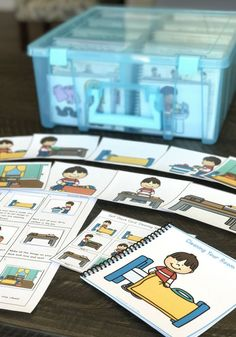 This FREE Interactive Sequencing Story helps students to increase comprehension while interacting with text in a book format! When they finish they can review and retell the events using our Interactive Review Sheets!