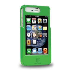 KidSafe iPhone 4/4S Case Green now featured on Fab.