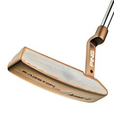 For the latest Ping Putters including the new Ping Karsten TR Putters look no further than InsureGolf. Ping Golf Clubs, Golf Putters, Golf Stuff
