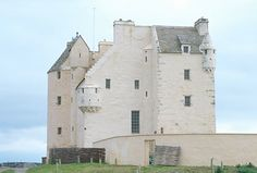 Ballone Castle -  come and enjoy the  friendly Stewart Highland games  #stewart #clans #Scotland
