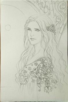 Luthen by Nascaia/Nascalia on weibo.com