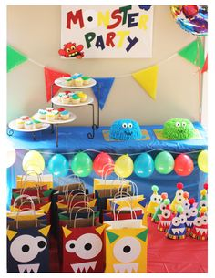 Repeat Crafter Me: Monster Party