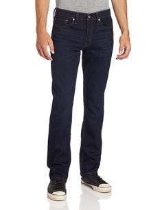 1446ce6302cedf Buy New Levis Mens 511 1150 Slim Fit Stretch Muse Dark Blue Denim Jeans Sz  34 x 32 at online store
