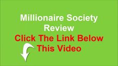 http://ift.tt/2a0aZV7 : Click Here for Millionaire society PDF System Download.  Millionaire society Review - Worthy or Scam? - PDF Book Download the latest system released that claims it will also help you make $1948.22 in mere 60 seconds. That sounds great if its true nevertheless the big question for you is  will it be? Lets examine & uncover for ourselves just as before here I am providing you with a no BS review.  Secret Millionaire Logo  Right off of the bat Im gonna tell you that this…