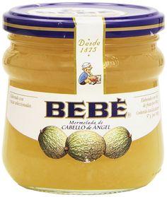 1,51€ - Bebé - Mermelada de Cabello de Angel - 355 g