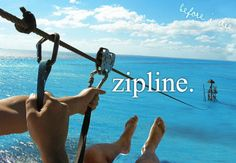 Zip line