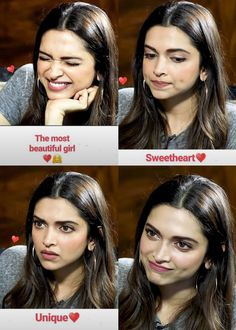 So, so cute and beautiful my queen Deepika ❤️