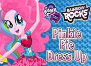 Rainbow Rocks Pinkie Pie | juegos my little pony - jugar mi pequeño pony