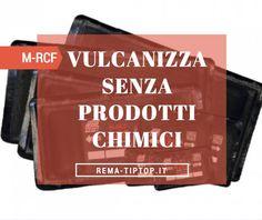 Vulcanizza senza prodotti chimici! #rematiptop #camionisti #automobilisti #meccanici #auto #motocicletta #bici #italy