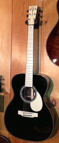 plus.google.comC.F. Martin OM Negative Guitar