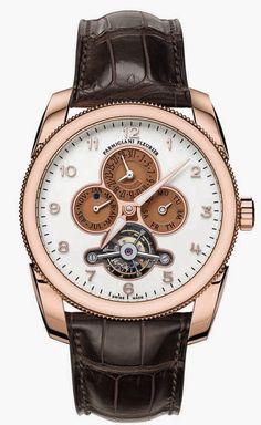 Parmigiani Toric Tecnica Ombre Blanche watch
