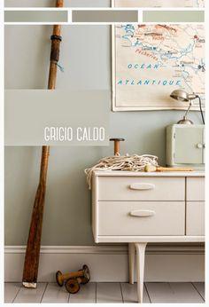 1000 images about colori per interni on pinterest - Colori pareti cucina shabby chic ...