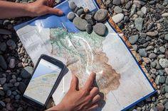 Camping Apps, Navigation, Campingplätze, Stellplätze finden