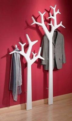 KAWKA RELAKS - wieszak drzewko, cena: 2300 (?) można teżwyciąćsamemu ze sklejki - opcja DIY