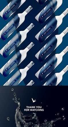 Grey Goose Vodka - Bottle Redesign (Concept) on Packaging of the World - Creative Package Design Gallery