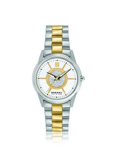 Sperry Women's 103250 Audrey Gold/Silver Stainless Steel Watch, http://www.myhabit.com/redirect/ref=qd_sw_dp_pi_li?url=http%3A%2F%2Fwww.myhabit.com%2Fdp%2FB00TIHJ0IY%3F