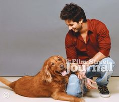 Shahid Kapoor's HQ Photoshoot for The Film Street Journal - July 2012