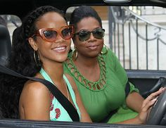 Oprah's Rihanna Interview Earns Second Highest OWN Ratings