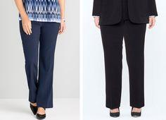 Wardrobe Staples: Save vs Splurge - This is Meagan Kerr Tailored Trousers, Slacks, Tights, Leggings, Workwear, Wardrobe Staples, Aud, Plus Size Fashion, Pants