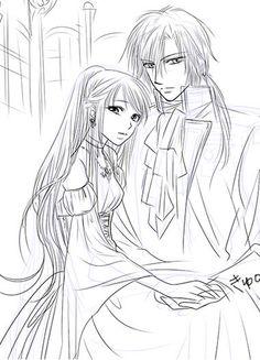 Skip beat| Prince Kuon and Princess Kyoko