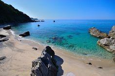 Spiaggia di Michelino Parghelia Calabria