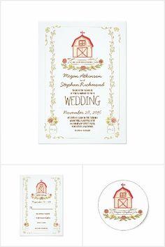 Barn Wedding Collection