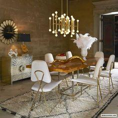 Lighting By Jonathan Adler - http://www.dedecoration.com/interior-home-design/lighting-by-jonathan-adler.html