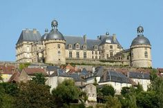 Chateau de Hautefort - Ever After Castle