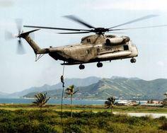 Blog Post: Our CH-53D Sea Stallion